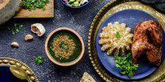 المطاعم العربية في أبوظبي