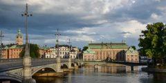 عاصمة دولة السويد