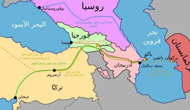 جغرافيا المنطقة