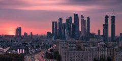 عاصمة دولة روسيا
