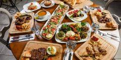 المطاعم في جميرا بيتش ريزيدنس