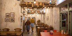 المطاعم في السيف دبي
