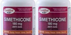 سيميثيكون لعلاج انتفاخ البطن Simethicone
