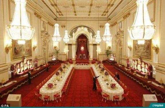 ماهو قصر باكنجهام