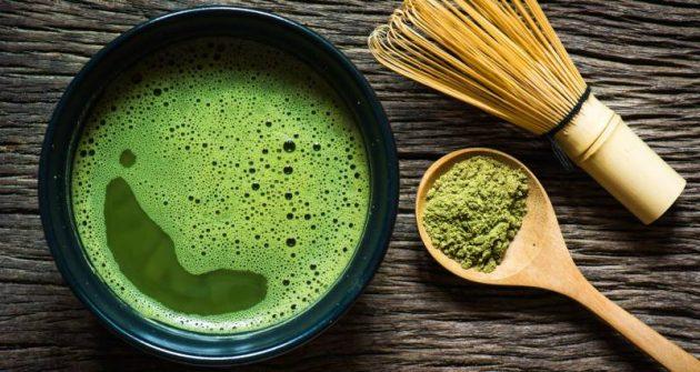 ماهي فوائد شاي الماتشا