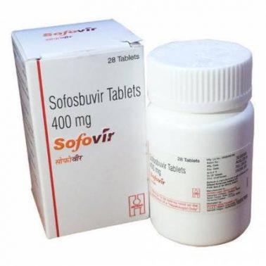 سوفوسبوفير Sofosbuvir لعلاج Sofosbuvir