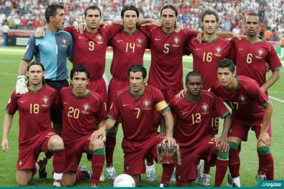 تاريخ البرتغال في كأس العالم
