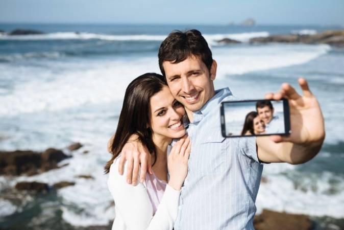 -التقاط الصور الرومانسية لحظة بلحظة