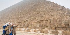 معلومات عن أهرامات الجيزة في مصر