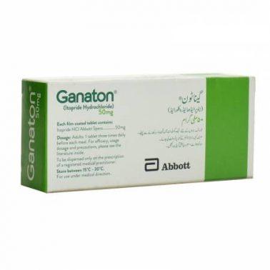 دواء جاناتون Ganaton لعلاج الاضطرابات المعوية