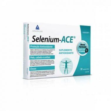 سيلينيوم أية سي أي Selenium ACE أقراص مضادة للأكسدة
