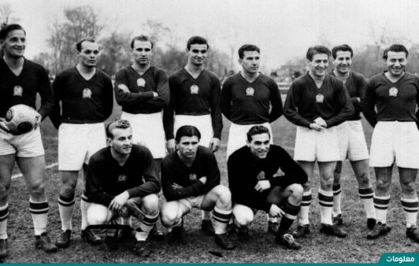جدول مباريات كأس العالم 1954