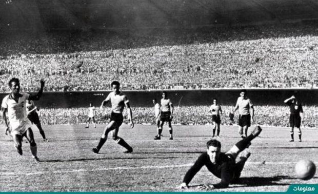 جدول مباريات كأس العالم 1950