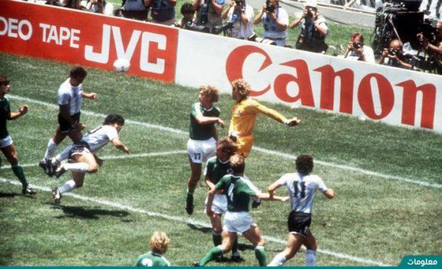 جدول مباريات كأس العالم 1986