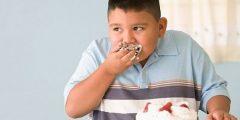 نظام رجيم لعلاج السمنة عند الأطفال
