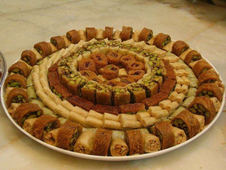 حلويات مشهورة في الخليج
