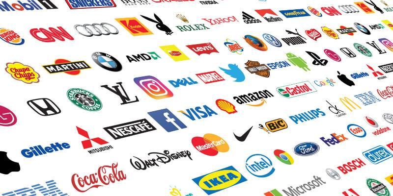 أفكار لتصميم شعار