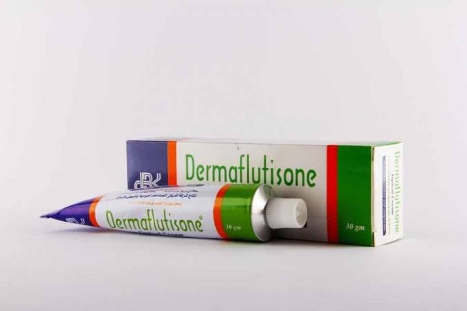 كريم ديرمافلوتيزون لعلاج حساسية الجلد Dermaflutisone