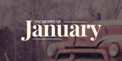ما هو شهر يناير