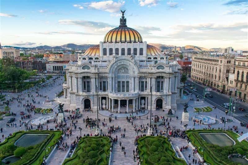 بماذا تشتهر دولة المكسيك
