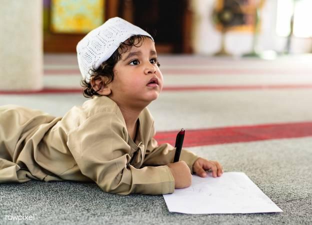 دعاء للأولاد الصغار بالهداية والصلاح