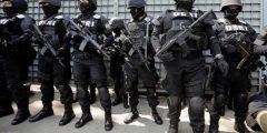 العصابات في المكسيك