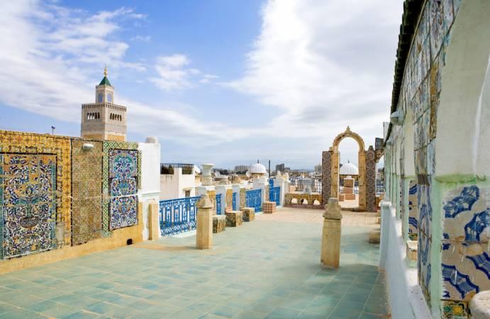 5 مقترحات برنامج سياحي في تونس