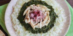 طريقة عمل الملوخية السوري طريقة عمل ملوخية سوري بالدجاج واللحم