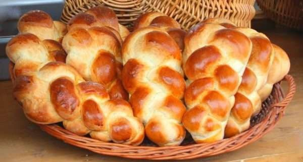 طريقة تحضير خبز البريوش