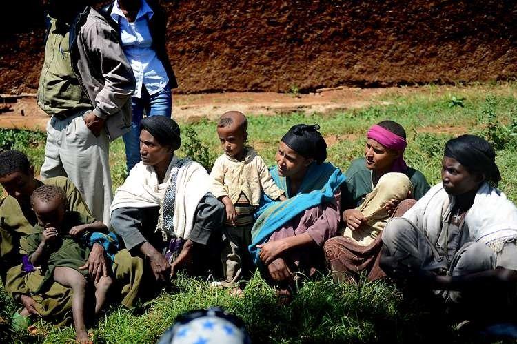 الحياة الريفية في أثيوبيا