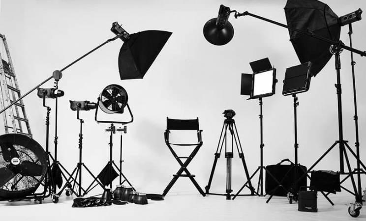 معدات التصوير السينمائي