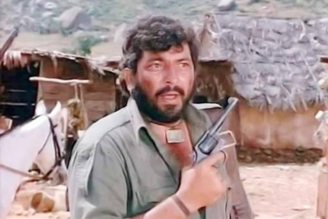 الممثل الهندي امجد خان