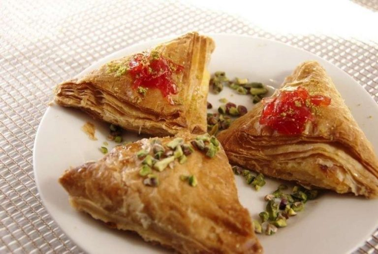 الحلويات المشهورة في رمضان