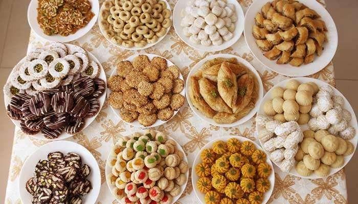 حلويات مشهورة في العراق
