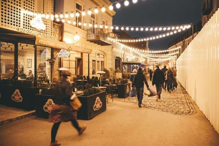 الشتاء في تبليسي والأماكن السياحية