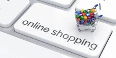 العمل في مواقع التسوق
