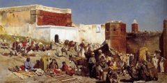 تاريخ تأسيس الدولة العلوية بالمغرب