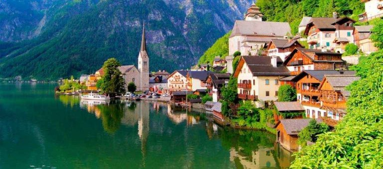 أجمل الأماكن السياحية في النمسا