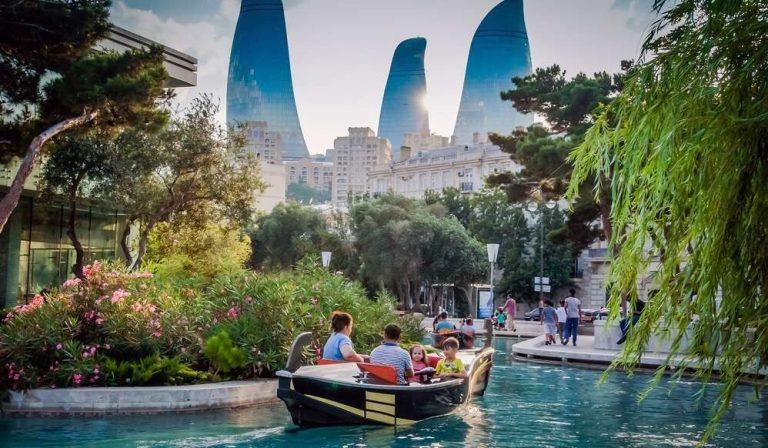 مدينة قوبا في أذربيجان