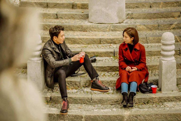 قصة مسلسل black knight الكوري
