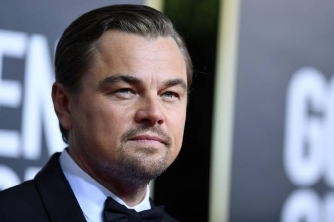 سيرة الممثل ليوناردو ديكابريو Leonardo DiCaprio