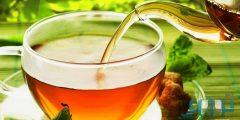 فوائد الشاي وأنواعة