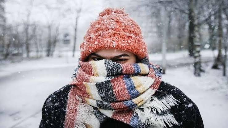 خواطر عن البرد