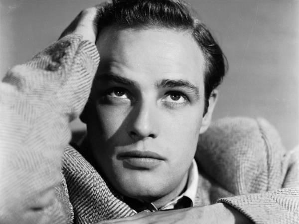 سيرة الممثل مارلون براندو Marlon Brando