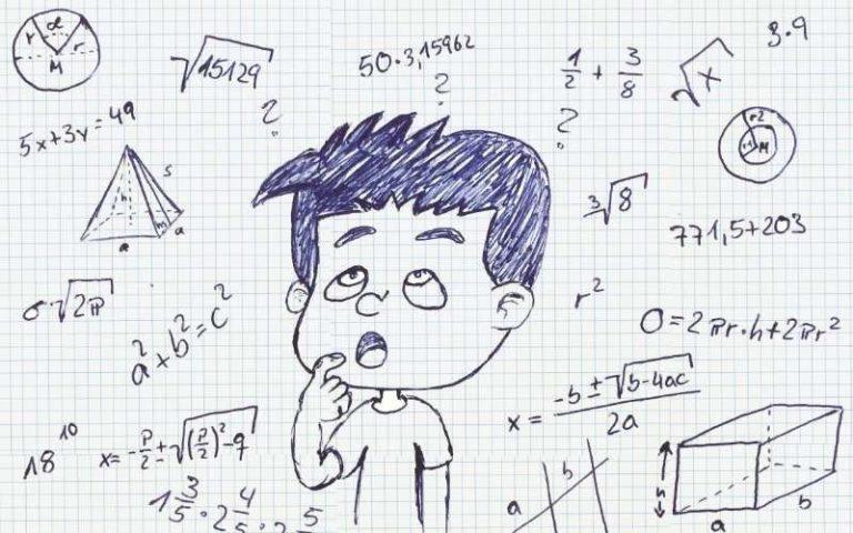أفكار شرح درس الرياضيات