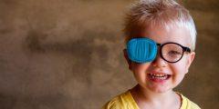 ما هي رقعة العين الطبية ولماذا تستخدم