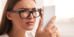 علامات وأعراض مشاكل الرؤية في العين