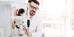 علاج الانفصال المشيمي في العين