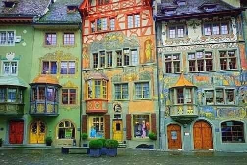 أجمل المدن السياحية في أوروبا