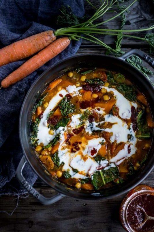 طريقة عمل مرقة بطاطا تونسية أشهى الوصفات لصنع أطباق من حساء البطاطا التونيسية
